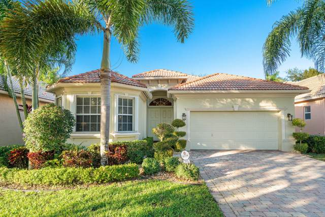 7095 Palazzo Reale, Boynton Beach, FL 33437 (#RX-10594563) :: Ryan Jennings Group