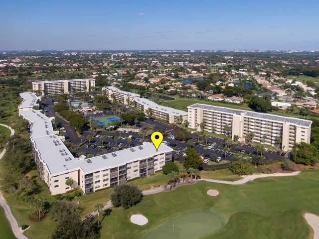 2440 Deer Creek Country Club Boulevard 112-C, Deerfield Beach, FL 33442 (#RX-10594569) :: Ryan Jennings Group