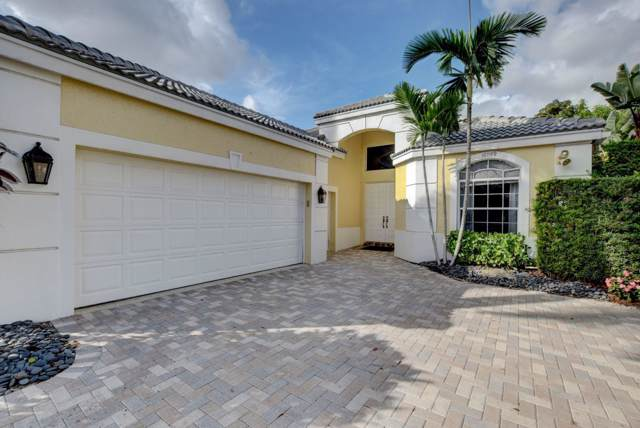 16089 Villa Vizcaya Place Place, Delray Beach, FL 33446 (#RX-10594572) :: Ryan Jennings Group