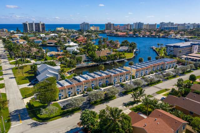 3101 Spanish Trail #1, Delray Beach, FL 33483 (#RX-10594588) :: Real Estate Authority