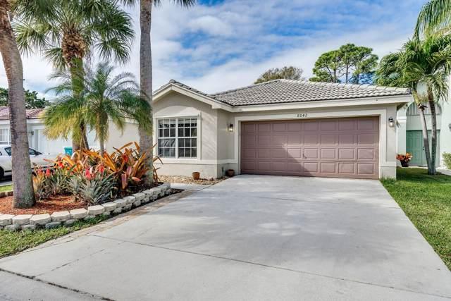 8042 Stirrup Cay, Boynton Beach, FL 33436 (#RX-10594589) :: Ryan Jennings Group