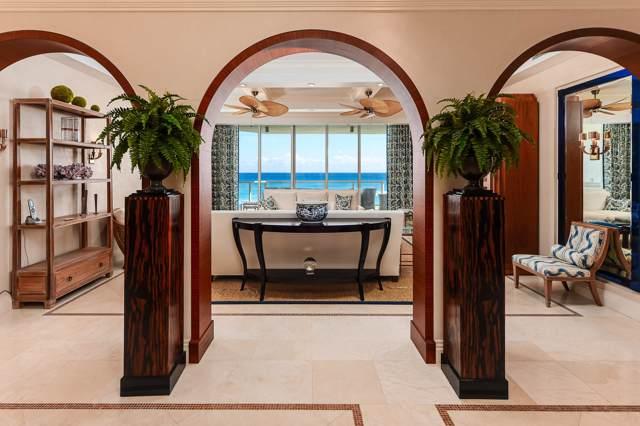 3000 S Ocean Boulevard #406, Palm Beach, FL 33480 (#RX-10594596) :: The Reynolds Team/ONE Sotheby's International Realty
