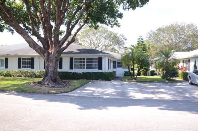 10097 40th Terrace #285, Boynton Beach, FL 33436 (#RX-10594599) :: Ryan Jennings Group
