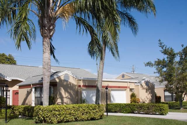 4600 Amherst Circle #79, West Palm Beach, FL 33417 (#RX-10594637) :: Ryan Jennings Group