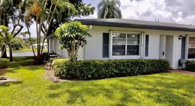 5348 Poppy Place A, Delray Beach, FL 33484 (#RX-10594643) :: Ryan Jennings Group