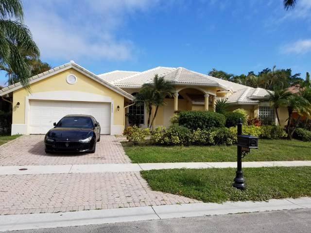 20094 Palm Island Drive, Boca Raton, FL 33498 (#RX-10594645) :: Ryan Jennings Group