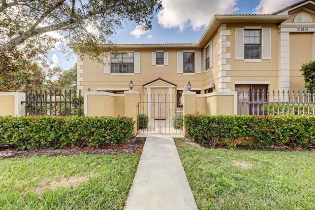 388 Prestwick Circle #2, Palm Beach Gardens, FL 33418 (#RX-10594670) :: Ryan Jennings Group