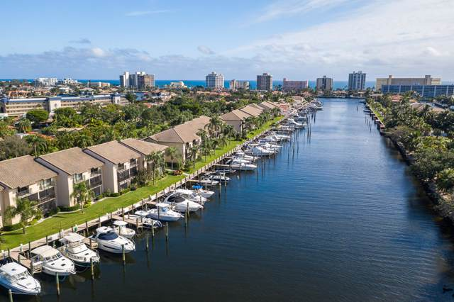 210 Captains Walk #712, Delray Beach, FL 33483 (#RX-10594692) :: Ryan Jennings Group