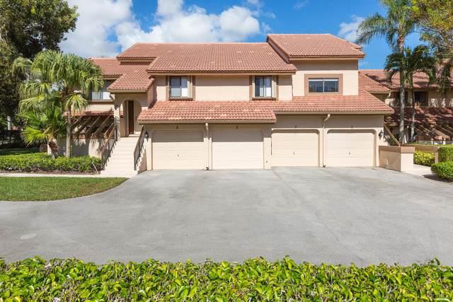 5520 Coach House Circle B, Boca Raton, FL 33486 (#RX-10594712) :: Ryan Jennings Group