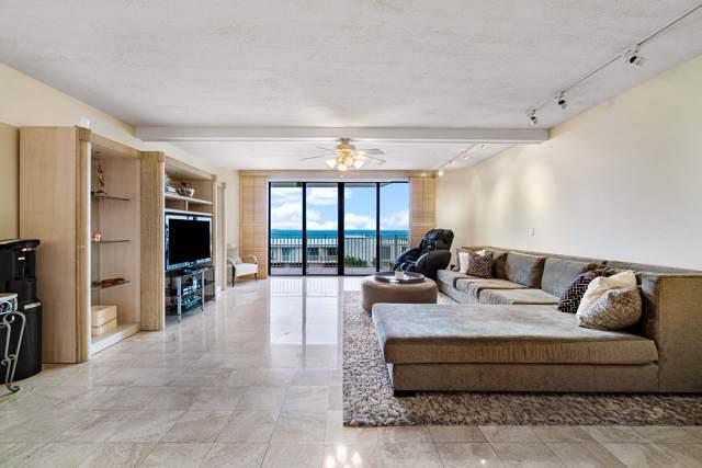 2155 S Ocean Boulevard #14, Delray Beach, FL 33483 (#RX-10594717) :: Ryan Jennings Group