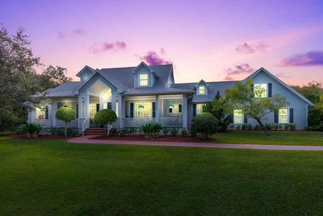 6956 SW Woodbine Way, Palm City, FL 34990 (MLS #RX-10594764) :: Berkshire Hathaway HomeServices EWM Realty