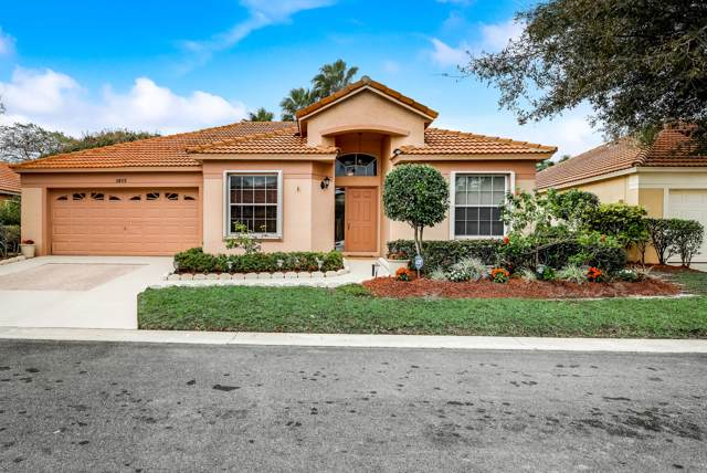 3075 Casa Rio Court, Palm Beach Gardens, FL 33418 (#RX-10594771) :: Ryan Jennings Group