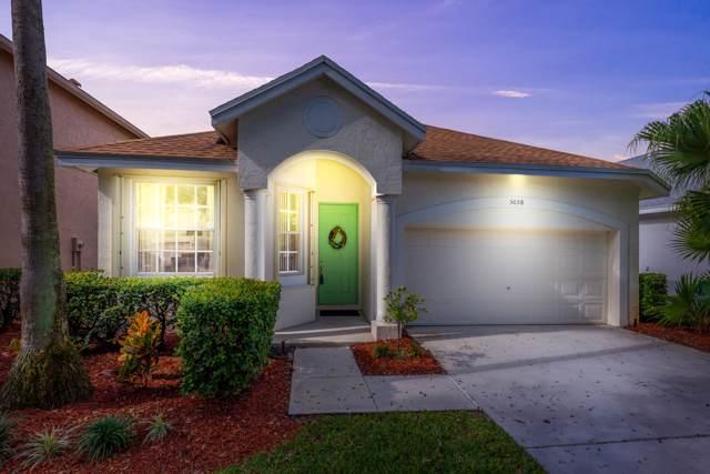 3058 SW Solitaire Palm Drive, Palm City, FL 34990 (#RX-10594790) :: Ryan Jennings Group