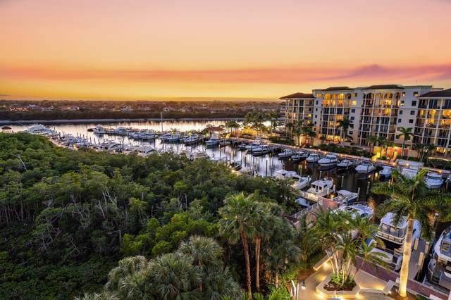 400 S Us Highway 1 #601, Jupiter, FL 33477 (MLS #RX-10594828) :: Berkshire Hathaway HomeServices EWM Realty