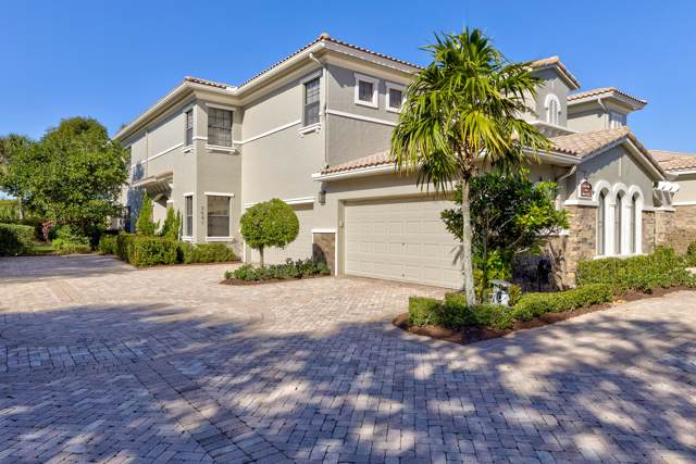 7541 Old Thyme Court 1A, Parkland, FL 33076 (#RX-10594831) :: Ryan Jennings Group