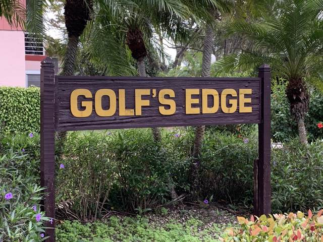 25 Golfs Edge G, West Palm Beach, FL 33417 (#RX-10594846) :: Ryan Jennings Group
