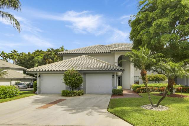 11626 Briarwood Circle #3, Boynton Beach, FL 33437 (#RX-10594860) :: Ryan Jennings Group