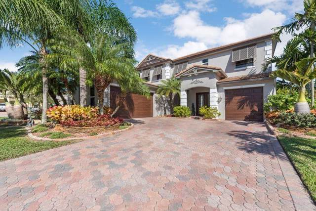 424 Saint Emma Drive, Royal Palm Beach, FL 33411 (#RX-10594866) :: Ryan Jennings Group