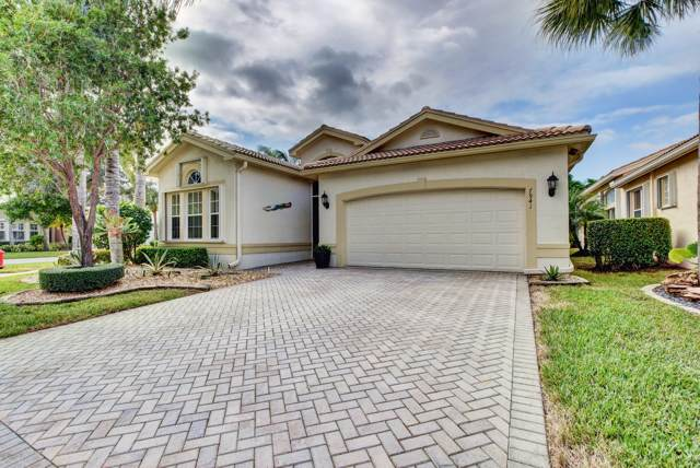 7941 Seagrape Shores Drive, Lake Worth, FL 33467 (MLS #RX-10594879) :: Berkshire Hathaway HomeServices EWM Realty