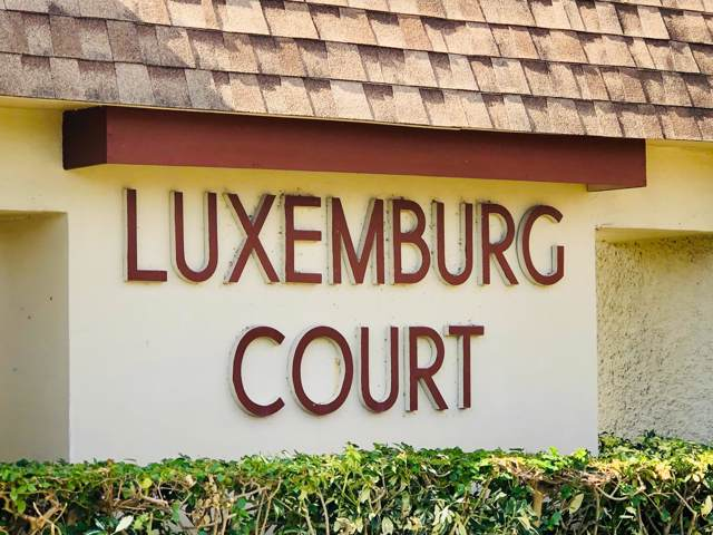 4483 Luxemburg Court #205, Lake Worth, FL 33467 (#RX-10594895) :: Ryan Jennings Group
