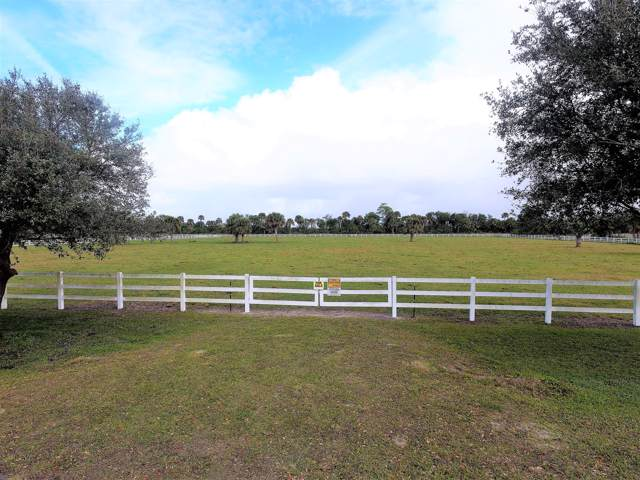 18000 Wagonwheel Lane, Port Saint Lucie, FL 34987 (#RX-10594896) :: The Rizzuto Woodman Team