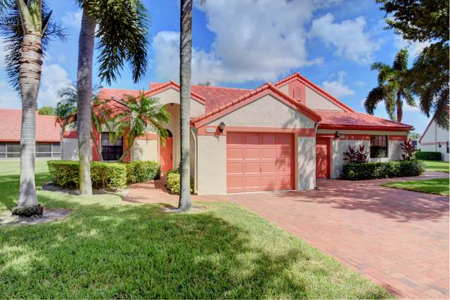 7577 Lexington Club Boulevard A, Delray Beach, FL 33446 (#RX-10594899) :: Ryan Jennings Group
