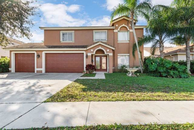 3725 Cypress Lake Drive, Lake Worth, FL 33467 (#RX-10594925) :: Ryan Jennings Group