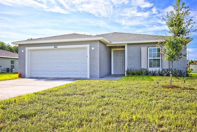 3642 SW Rivera Street, Port Saint Lucie, FL 34953 (MLS #RX-10594930) :: Castelli Real Estate Services