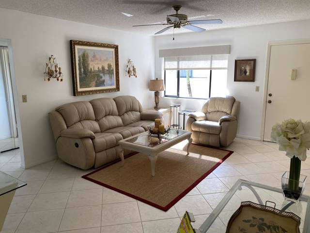 5340 Las Verdes Circle #218, Delray Beach, FL 33484 (#RX-10594934) :: Ryan Jennings Group