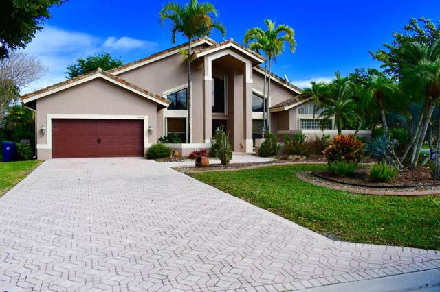 4961 NW 102nd Drive, Coral Springs, FL 33076 (#RX-10594944) :: Ryan Jennings Group