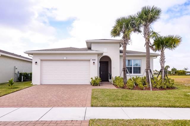 1661 NW Vivanco Street, Port Saint Lucie, FL 34986 (#RX-10594948) :: Ryan Jennings Group