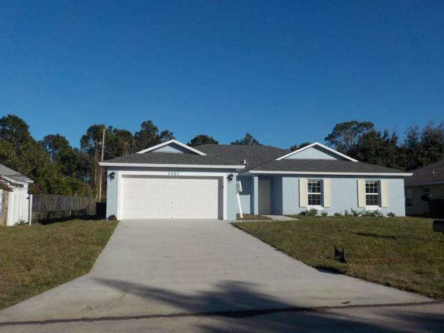 939 SW Bay State Road, Port Saint Lucie, FL 34953 (#RX-10594951) :: Ryan Jennings Group