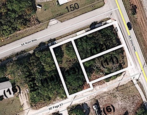 Tbd Dixie Highway, Hobe Sound, FL 33455 (#RX-10595003) :: The Rizzuto Woodman Team