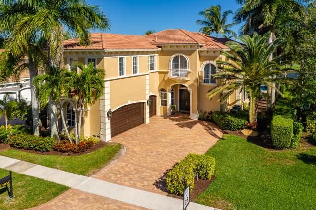 16334 Via Venetia W, Delray Beach, FL 33484 (#RX-10595026) :: Ryan Jennings Group