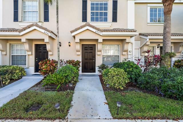 4937 Palmbrooke Circle, West Palm Beach, FL 33417 (#RX-10595125) :: Ryan Jennings Group