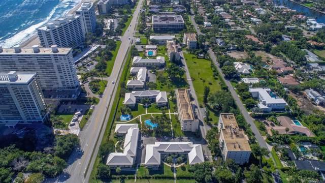 1299 S Ocean Boulevard L5, Boca Raton, FL 33432 (#RX-10595154) :: Ryan Jennings Group