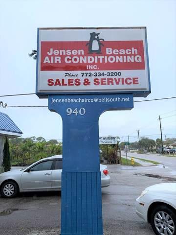 940 NE Dixie Highway, Jensen Beach, FL 34957 (#RX-10595168) :: The Rizzuto Woodman Team
