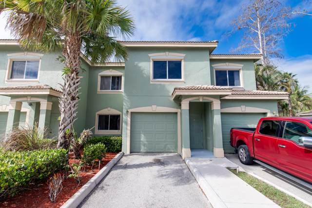 310 Crestwood Circle #208, Royal Palm Beach, FL 33411 (#RX-10595171) :: Ryan Jennings Group