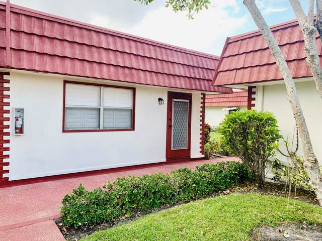 223 Waterford J #2230, Delray Beach, FL 33446 (#RX-10595179) :: Ryan Jennings Group