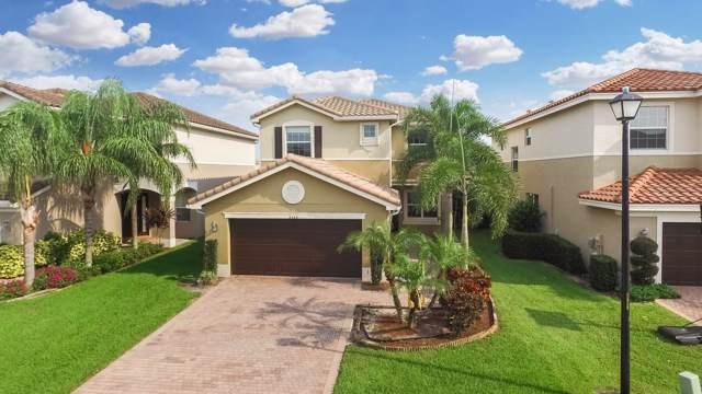 8268 Calabria Lakes Drive, Boynton Beach, FL 33473 (#RX-10595199) :: The Reynolds Team/ONE Sotheby's International Realty