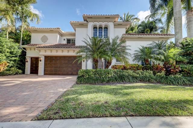 3150 San Michele Drive, Palm Beach Gardens, FL 33418 (#RX-10595203) :: The Rizzuto Woodman Team