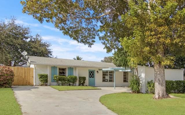 281 Camellia Street, Palm Beach Gardens, FL 33410 (MLS #RX-10595219) :: Laurie Finkelstein Reader Team