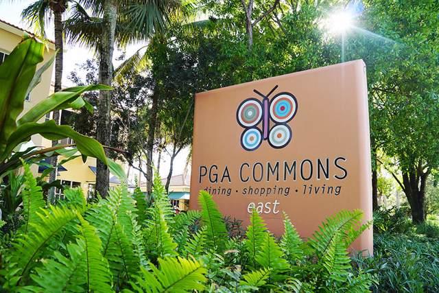 5100 Pga Boulevard #309, Palm Beach Gardens, FL 33418 (#RX-10595237) :: The Rizzuto Woodman Team