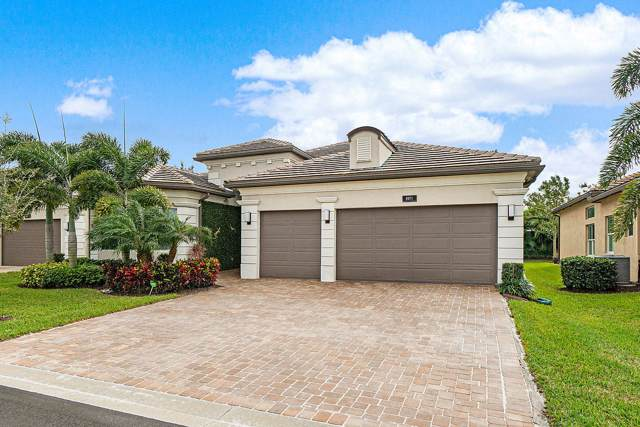 8971 Golden Mountain Circle, Boynton Beach, FL 33473 (#RX-10595293) :: Ryan Jennings Group