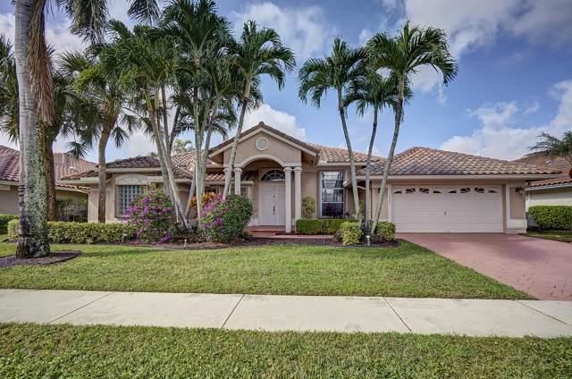 19251 Redberry Court, Boca Raton, FL 33498 (#RX-10595313) :: Dalton Wade