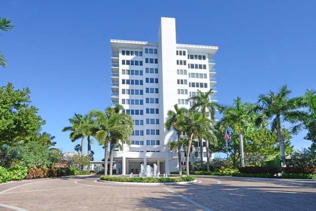 701 E Camino Real 9-E, Boca Raton, FL 33432 (#RX-10595354) :: Dalton Wade