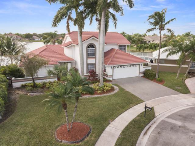 22251 Kettle Creek Way, Boca Raton, FL 33428 (#RX-10595361) :: Dalton Wade