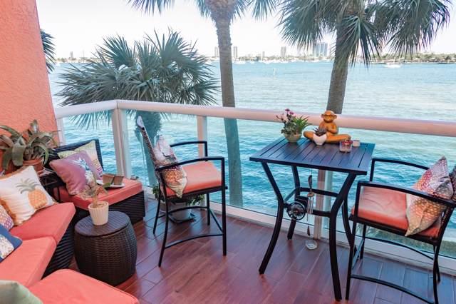 2640 Lake Shore Drive #208, Riviera Beach, FL 33404 (#RX-10595375) :: Ryan Jennings Group