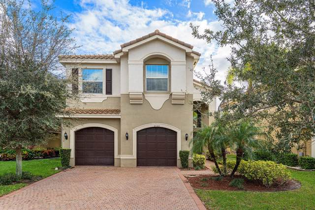 8126 Kendria Cove Terrace, Boynton Beach, FL 33473 (#RX-10595402) :: Ryan Jennings Group