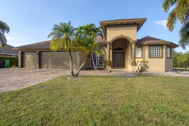101 SW Lion Lane, Port Saint Lucie, FL 34953 (MLS #RX-10595415) :: Lucido Global